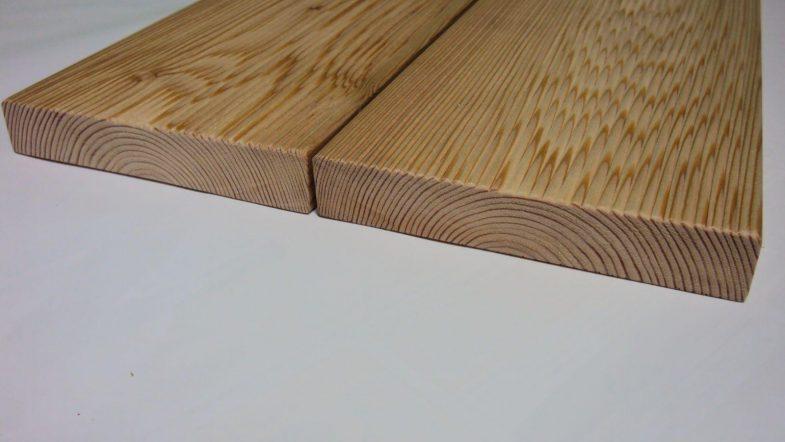 Drewno lżejsze od korka